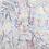 """Thumbnail: Châle """"Softine"""" - Mauve et bleu"""