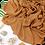 Thumbnail: Châle en Crepe Premium - Caramel