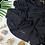 Thumbnail: Châle en Crepe Premium - Carbone