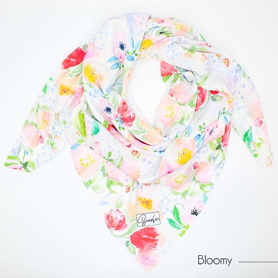 "Foulard ""Bloomy"""
