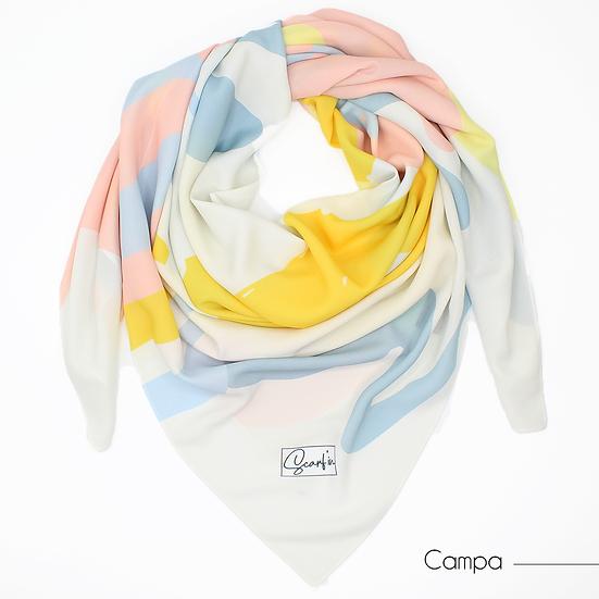 "Foulard ""Campa"" - Version 1"