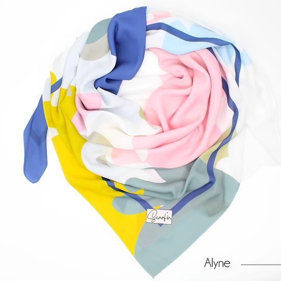 "Foulard ""Alyne"" - Version 2"