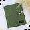 Thumbnail: Châle en jersey koweïtien - Vert tilleul