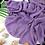 Thumbnail: Châle en Crepe Premium - Lilas