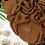 Thumbnail: Châle en Crepe Premium - Poils de chameau
