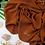 Thumbnail: Châle en Crepe Premium - Auburn