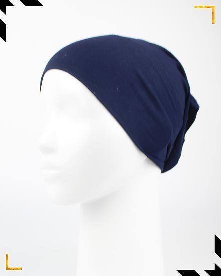 Bonnet tube - Bleu marine