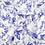 "Thumbnail: Châle ""Trenda"" - Bleu encre"