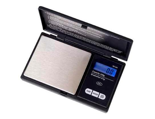Myco MZ600 Scale
