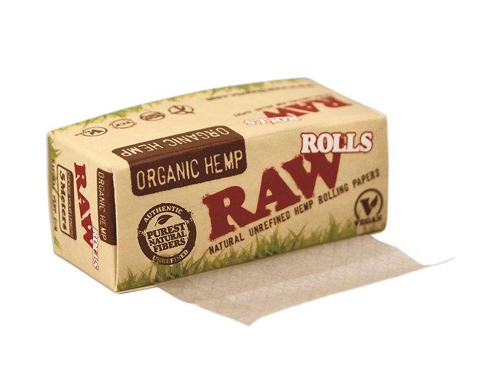 RAW Organic Kingsize Slim Rolls (5m)