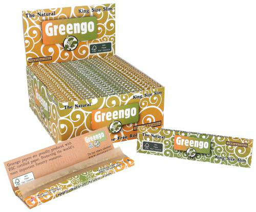 Greengo King Size Slim Papers