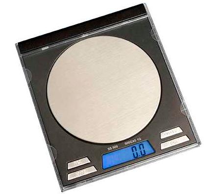 Square 500g Scale