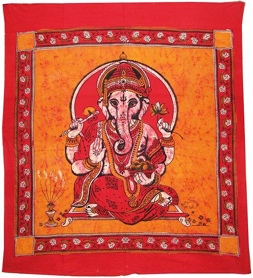 Batik Ganesha Design (Double)