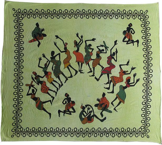 Dancing Tribal 16 Design (Double)