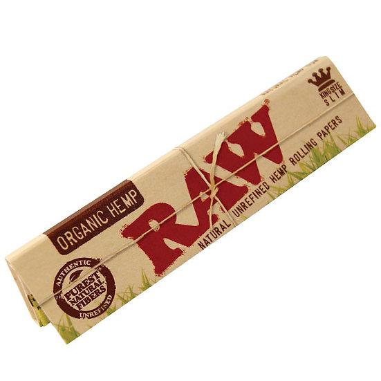 Raw Organic Kingsize Slim
