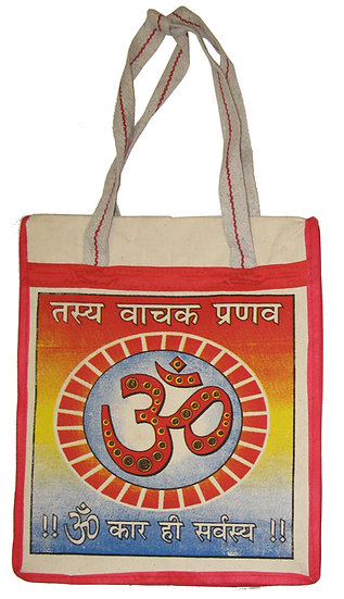 'Om' Design Bag