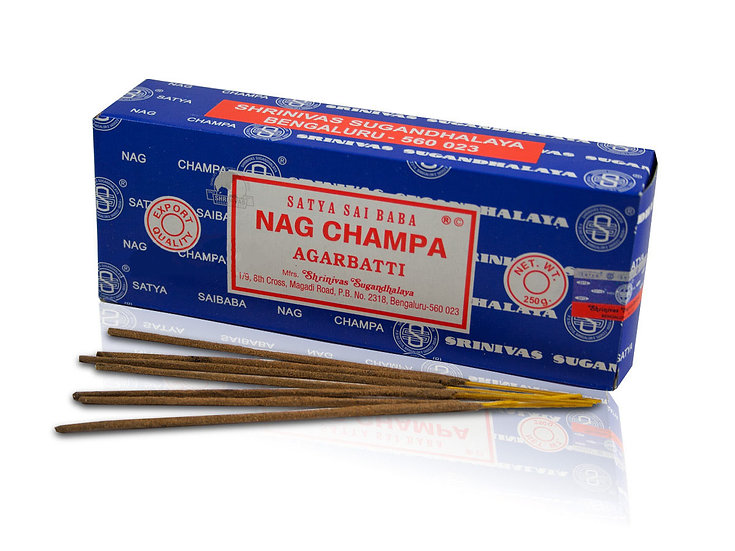 Original Nag Champa Incense