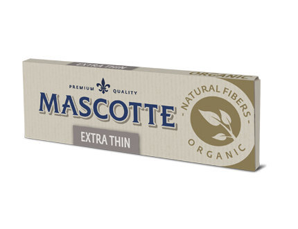 Mascotte Regular Extra Thin Organic Papers