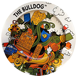 The Bulldog Ashtrays