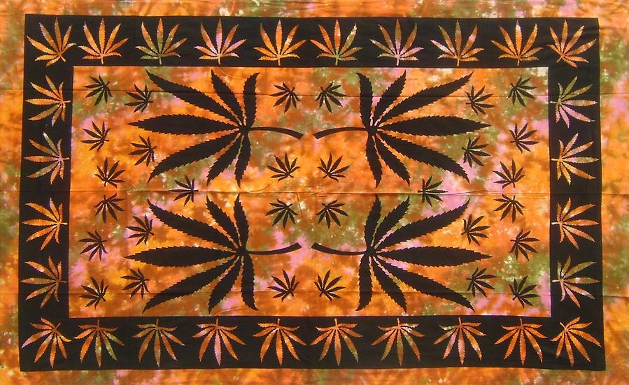 Four Leaf Design (Double)