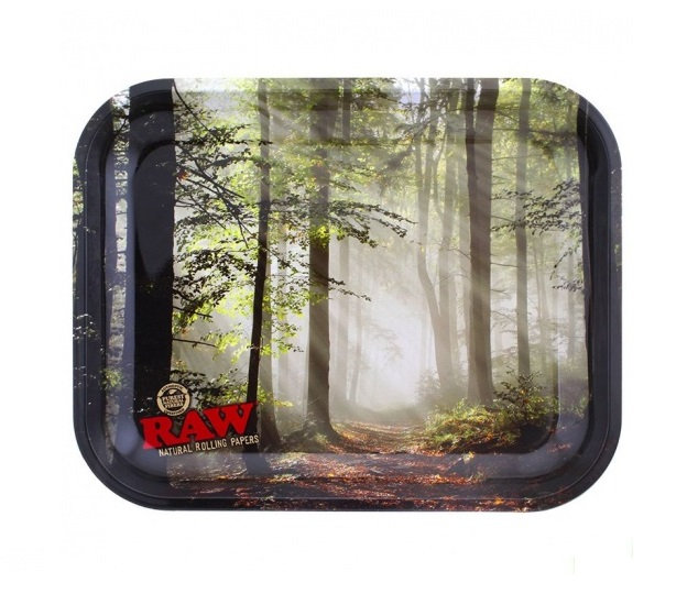 RAW Tray Forest Design