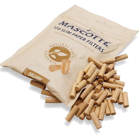 Mascotte Organic Slim Filters