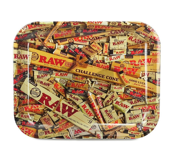 RAW Tray MIX Design