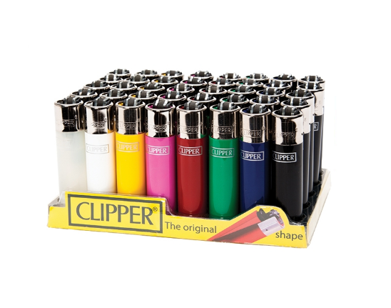 Clipper Assorted Solid Colours