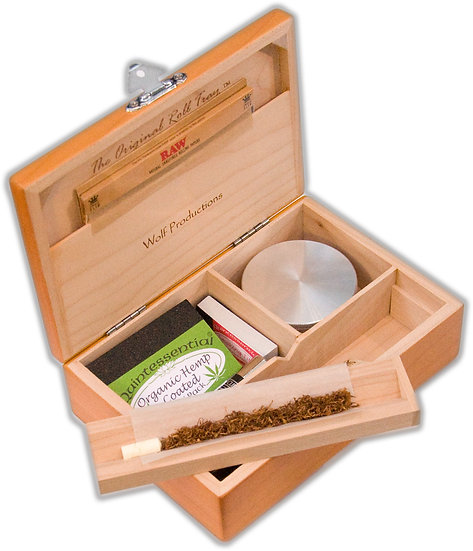 T2L Deluxe Rolling Box