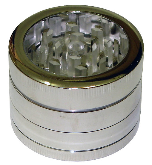 Clear View Metal Grinder