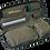Thumbnail: Large Hemp Rolling Kit (Zip-up)