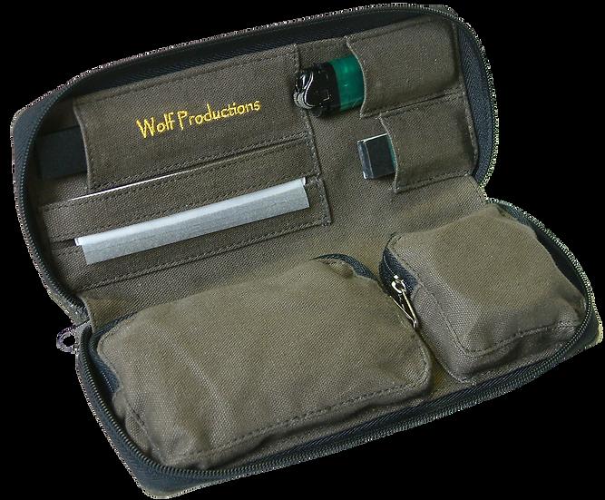 Large Hemp Rolling Kit (Zip-up)
