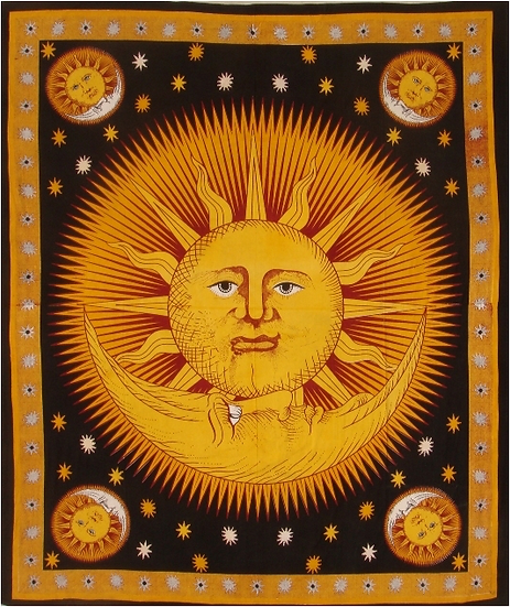 Good Morning Sun Design (Double)