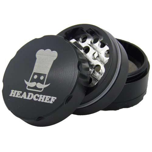 Headchef 40mm 4-Part Metal Grinders