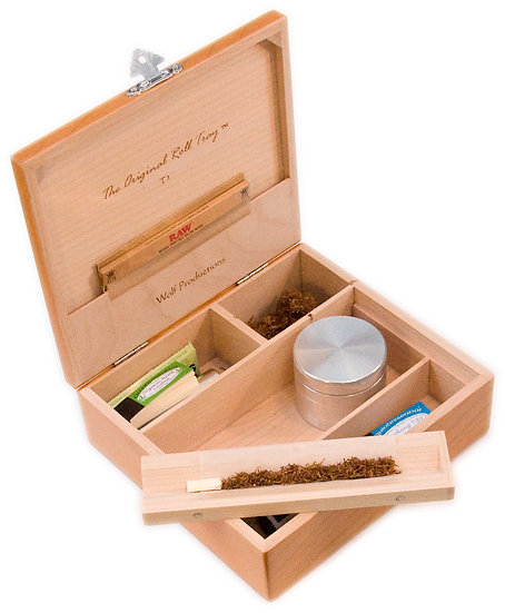 T3 Deluxe Rolling Box