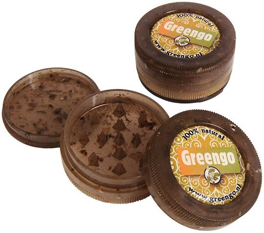Greengo ECO Plastic Grinders