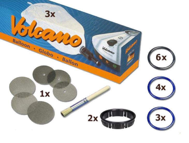 Volcano SOLID Valve Accessories