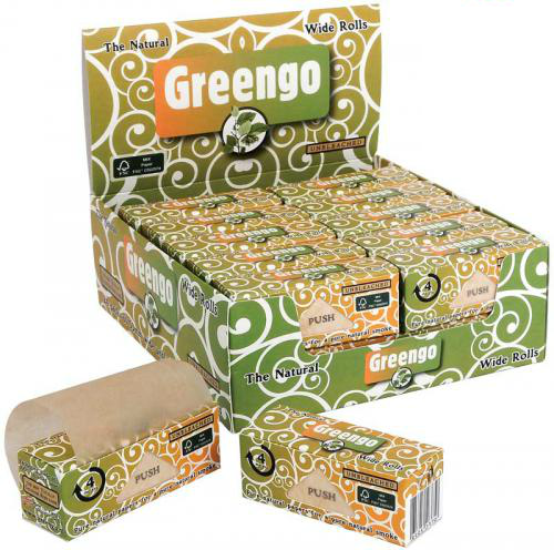 Greengo King Size (53mm) Rolls