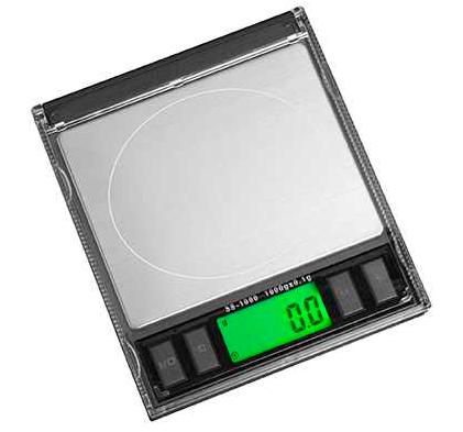 Square 1Kg Scale