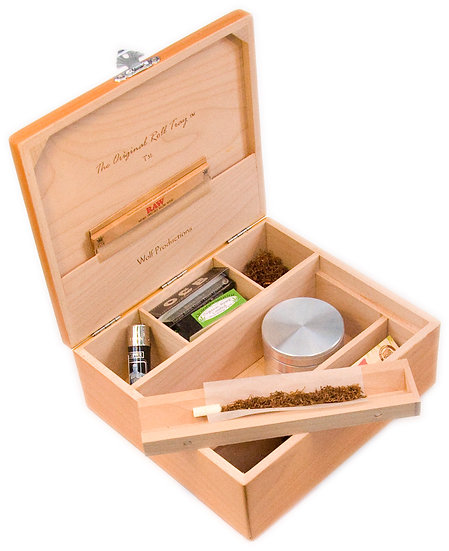 T3L Deluxe Rolling Box