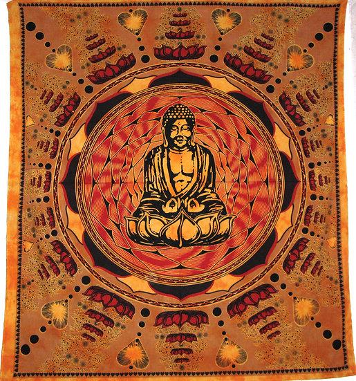 Lotus Buddha Design (Double)