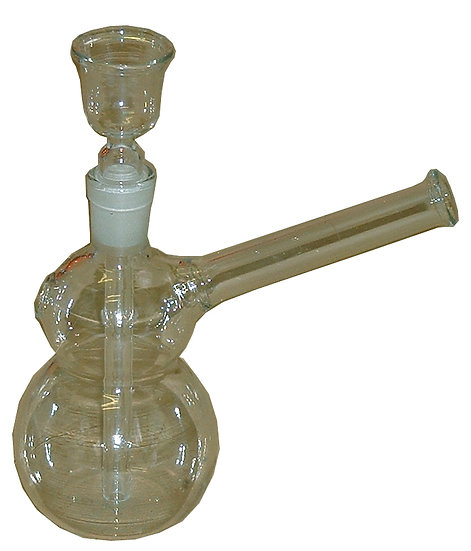 Stocky Glass Bong
