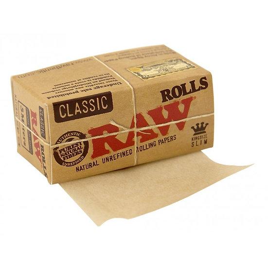 Raw Classic Rolls Slim (5m)