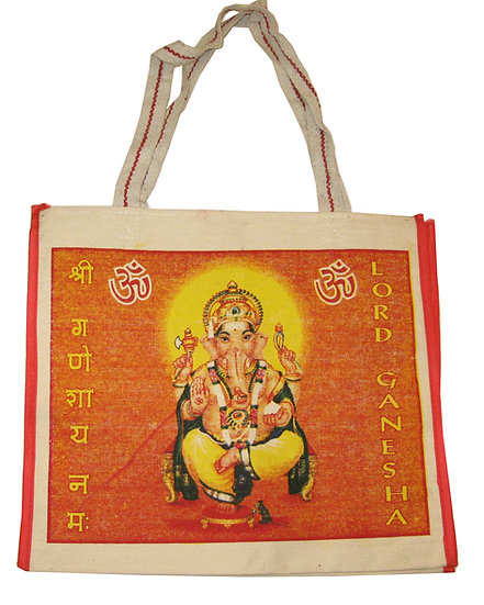 Sitting Ganesha Design Bag