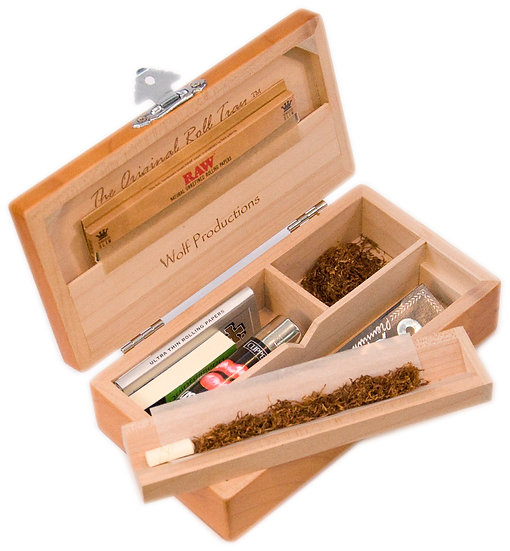 T2 Deluxe Rolling Box