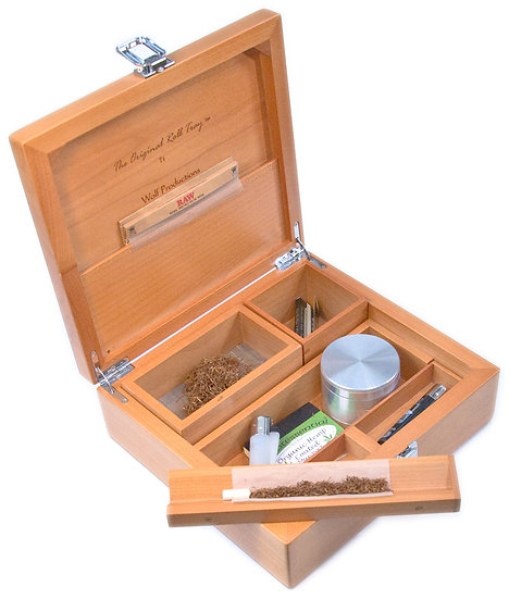 T4 Deluxe Rolling Box