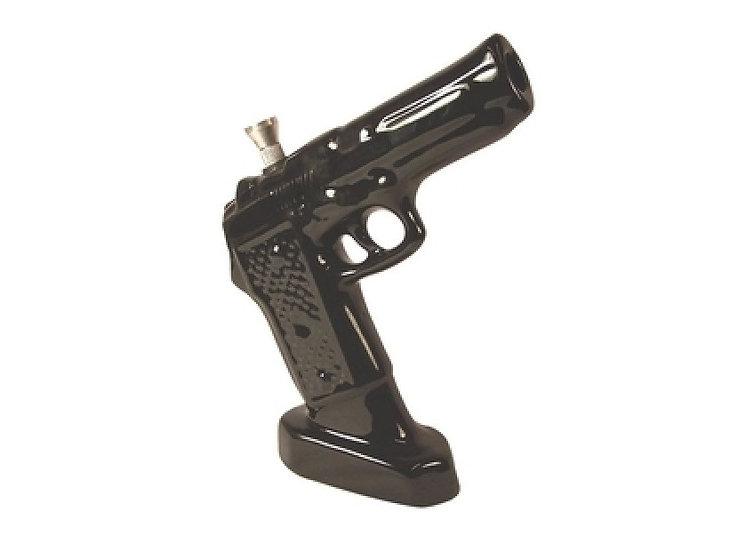 Premium Ceramic Pistol Bong