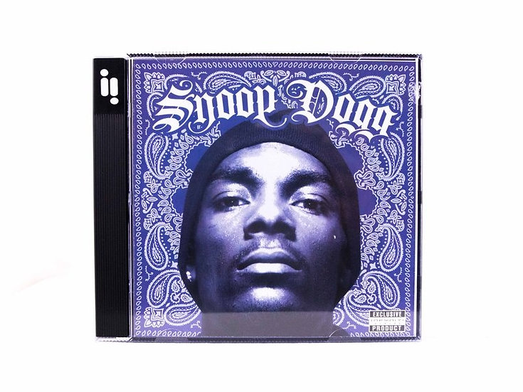 Infyniti Snoop Dogg CD Scale (100g)