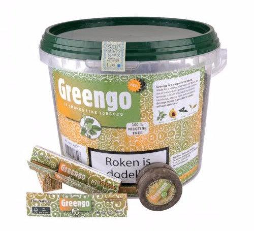 Greengo Bucket (500g)