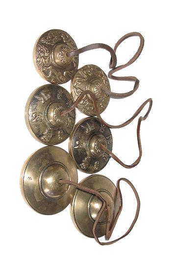 Tibetan Style Cymbals